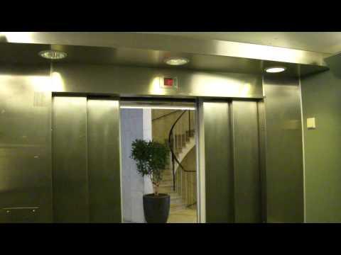 Amazing KONE Traction elevators