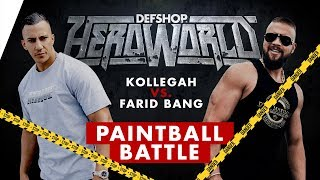 Kollegah VS Farid Bang: Schlacht um die Ehre -  das große Paintball Battle