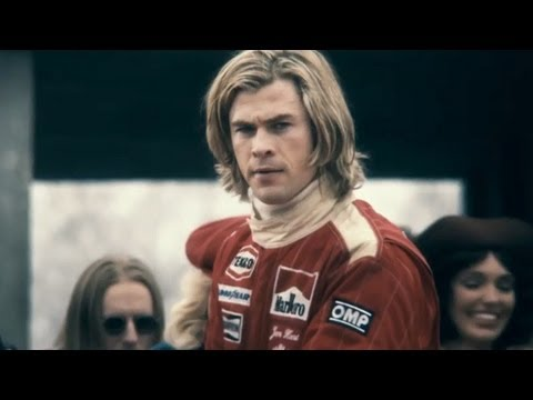 rush - The first trailer for director Ron Howard's racer biopic Rush.