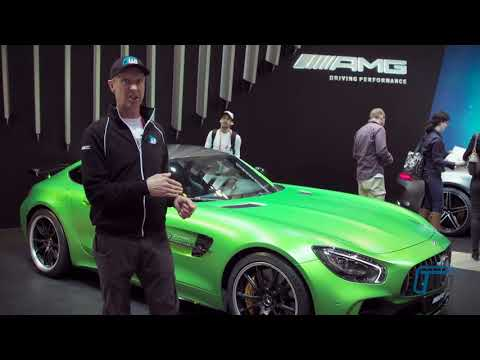 2017 Mercedes-AMG GT R Revealed