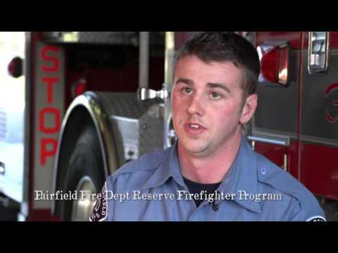 Fairfield Fire Dept Reserve Firefighter Program