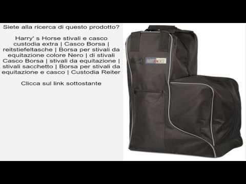 Harry' s Horse stivali e casco custodia extra   Casco Borsa   reitstiefeltasche   Borsa per