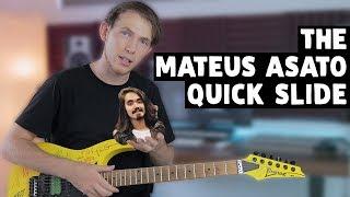 Video The Mateus Asato QUICK SLIDE Technique Lesson | Improve Your PHRASING! MP3, 3GP, MP4, WEBM, AVI, FLV Juni 2018
