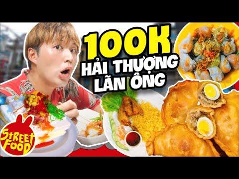 100K Ăn no cành hông đường Hải Thượng Lãn Ông   Bánh Quai Vạc Đặc Sản Gia Truyền   ĂN HÀNG 100K
