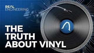 Video The Truth About Vinyl - Vinyl vs. Digital MP3, 3GP, MP4, WEBM, AVI, FLV Desember 2018