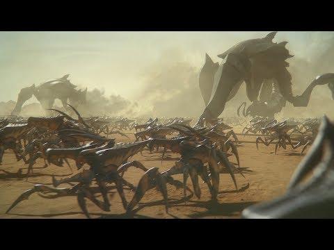 'Starship Troopers: Traitor of Mars' Trailer