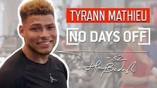 Tyrann Mathieu Is A BEAST   No Days Off by Whistle Sports