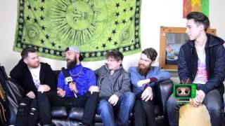 The Elation Band Interview (Funny London Hostel Experience)(Video)