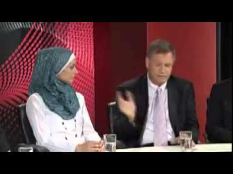 "Andrew Bolt Challenges Muslim, On Australia's Islam Problem ""we Dont Hear Anything From Buddhists"""