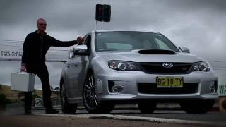 2011 Subaru WRX STI NRMA Car Review&Test Video.