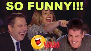 Video TOP 10 MOST FUNNY & HILARIOUS AUDITIONS ON BRITAIN'S GOT TALENT OF ALL TIMES! MP3, 3GP, MP4, WEBM, AVI, FLV Oktober 2018