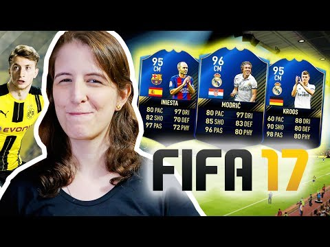 FIFA 17: ABRINDO PACKS + ULTIMATE TEAM ⚽️ (PS4 PRO)
