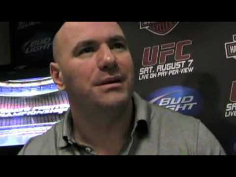 Dana White On If He Would Fire Anderson Silva