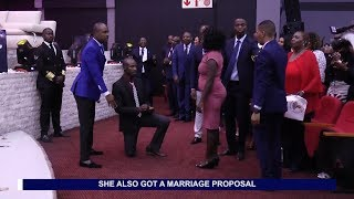 Video Former prostitute gets engaged in church - Testimony with Alph LUKAU MP3, 3GP, MP4, WEBM, AVI, FLV November 2018