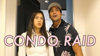 Video Bachelor's Condo raid by Alex Gonzaga MP3, 3GP, MP4, WEBM, AVI, FLV Juni 2019