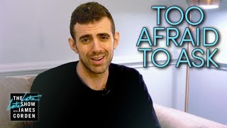 Sam Morril Reacts to r/TooAfraidToAsk Questions