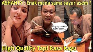 Video KOCAK PARAH !!! Ashanty NGAKAK Terus liat Anang makan Makanan JEPANG MP3, 3GP, MP4, WEBM, AVI, FLV Juni 2019