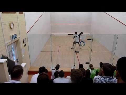 UK U23's Squash Championships – Mens Final