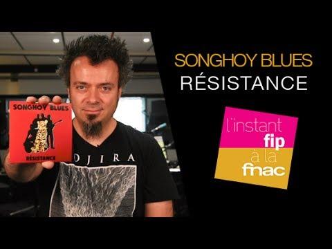 """L'instant Fip à la Fnac : """"Résistance"""" de Songhoy Blues"""