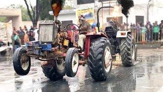 Jugaadu Mahindra 475 Vs Sonalika 60 || Tractor Tochan