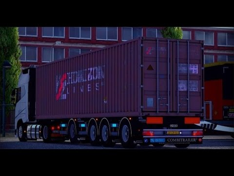 Container trailer [Multiplayer]