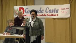 Recital poético Parte 1 Circuito cultural Diciembre 2016