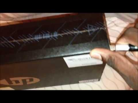 HP Sleekbook 14 unboxing