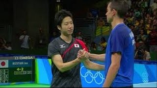Exclusive Game Complete: Jun Mizutani vs Hugo Calderano Table Tennis Rio de Janeiro Olympic