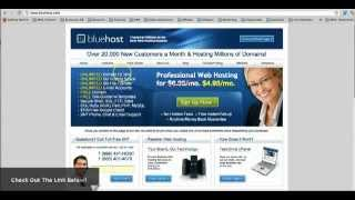 Bluehost Review - Cheap Web Hosting Service! 2667586 YouTube-Mix