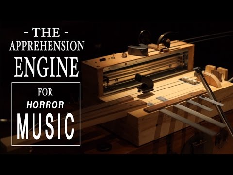 Creating Horror with The Apprehension Engine