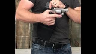 Shotgun Hidden Inside Pants - Urban Carry G2 Modification
