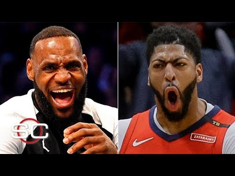 Video: The Lakers' early schedule gives them a 'tremendous advantage' - Brian Windhorst | SportsCenter