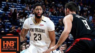 LA Clippers vs New Orleans Pelicans Full Game Highlights | 12.03.2018, NBA Season