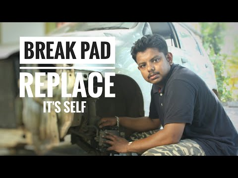 How To Replace Car Break Pad By Yourself