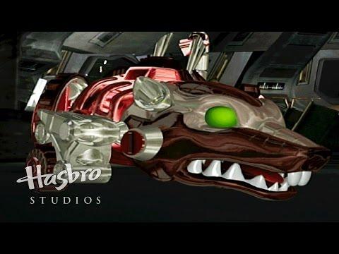 Transformers: Beast Wars - New Transmetal Maximals
