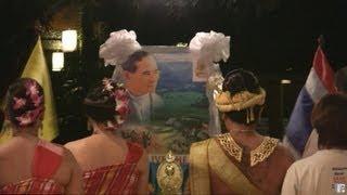 King Bhumibol Birthday, Anda Lanta, Koh Lanta, Thailand - Urodziny Króla, Koh Lanta, Tajlandia