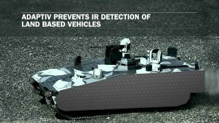 ADAPTIVE camouflage BAE Systems
