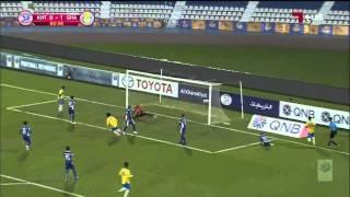 اهداف مباراة  الخريطيات 0 - 2 الغرافة - دوري نجوم قطر