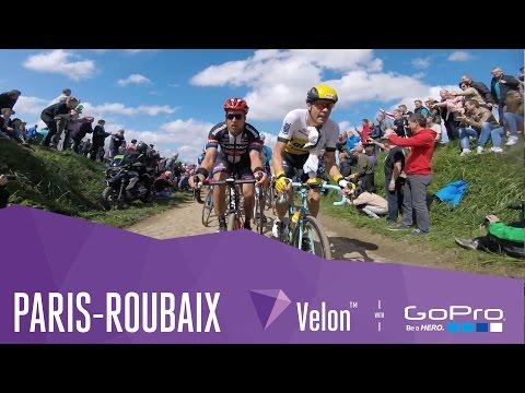 Así vive un ciclista la espectacular París-Roubaix