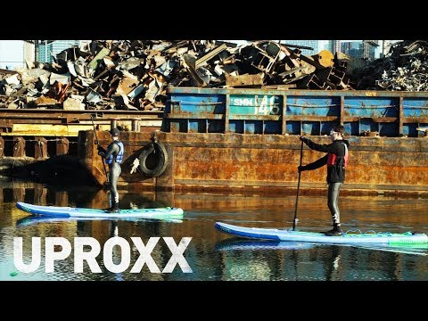 Brooklyn's Polluted Canals