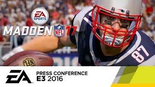 Madden NFL 17 - E3 2016 Official Trailer by GameSpot