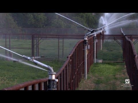 Big Gun Spinkler Automation