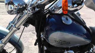 9. 014161 - 2010 Harley Davidson Softail Custom FXSTC - Used Motorcycle For Sale
