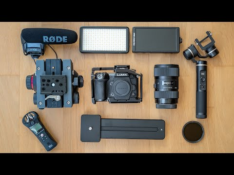 10 Great Accessories for Filmmaking with Sony A7III / GH5 / GH5S / A6500