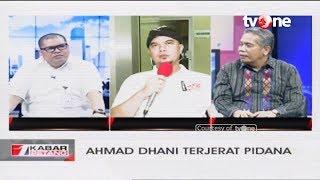 "Video Exclusive Dialogue: ""Ahmad Dhani is Caught in a Criminal"" MP3, 3GP, MP4, WEBM, AVI, FLV November 2018"