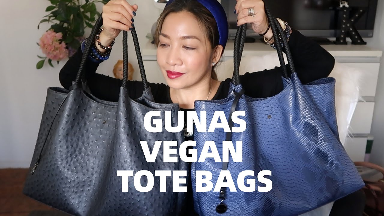 GUNAS VEGAN TOTE BAGS: WHICH ONE IS BETTER |Thefabzilla