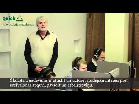 Video of QuickTeacher Angļu valoda