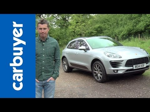 Porsche Macan SUV 2014 review - Carbuyer