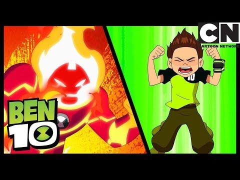 Ben 10 | Heatblast's Best Moments | Cartoon Network