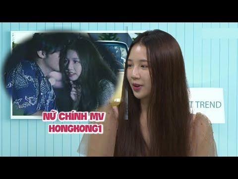 Vì sao AMEE được chọn đóng nữ chính trong MV Hongkong1? - Thời lượng: 5 phút, 52 giây.